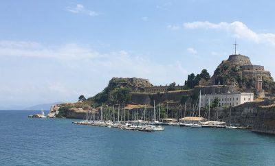 Grecja wyspa Korfu
