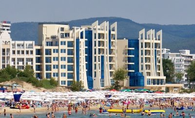 Bułgarski kurort - Słoneczny Brzeg